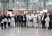 بازیهای آسیایی 2018| بازگشت تیم ملی جوجیتسو و آخرین گروه تیم فوتبال امید
