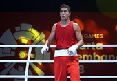 Iran's Boxer Mousavi Secures Ticket to Tokyo Olympics