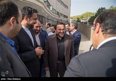 حمیدرضا مقدم فر رئیس دفتر نظارت فرهنگی و دانشجویی دانشگاه آزاد اسلامی