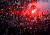 Anti-Immigrant Protest Turns Violent in Eastern German City of Chemnitz