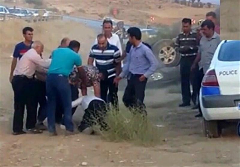 توضیحات رئیس اداره حقوقی پلیس درباره حمله پرحاشیه به یک مامور