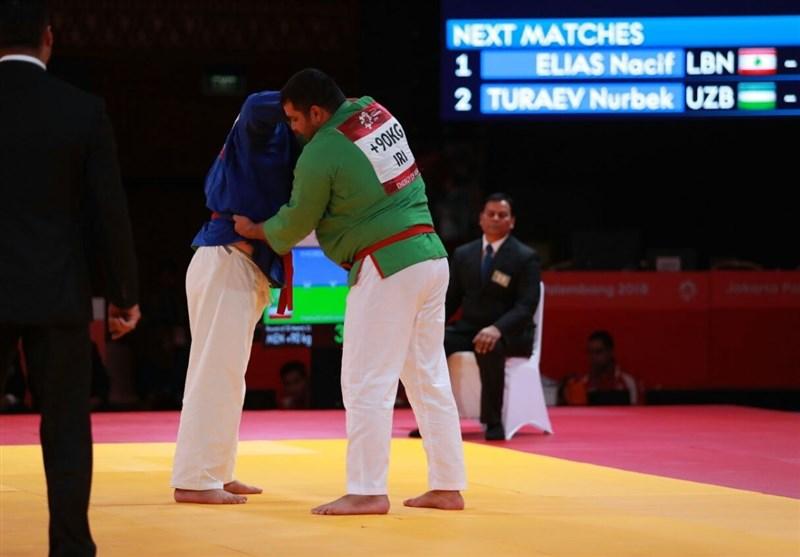 Iran Wins Two Medals in Kurash: Asian Games