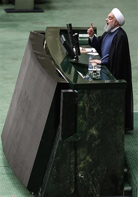حسن روحانی رئیس جمهور