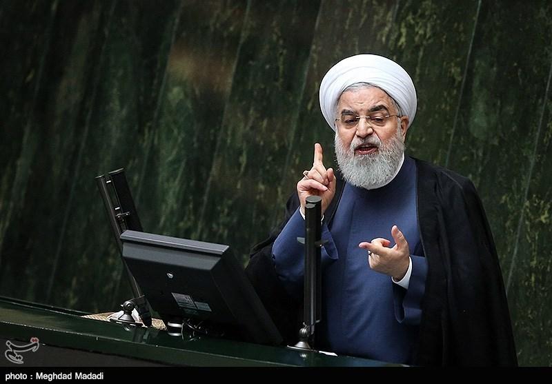 ایرانی پارلمینٹ کے اراکین صدر کے جوابات سے مطمئن نہ ہوسکے، چارسوالات سپریم کورٹ کے حوالے