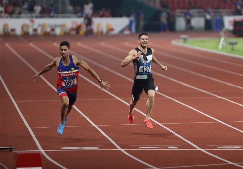 توضیحات فدراسیون دوومیدانی درباره غیبت تفتیان در فینال قهرمانی آسیا