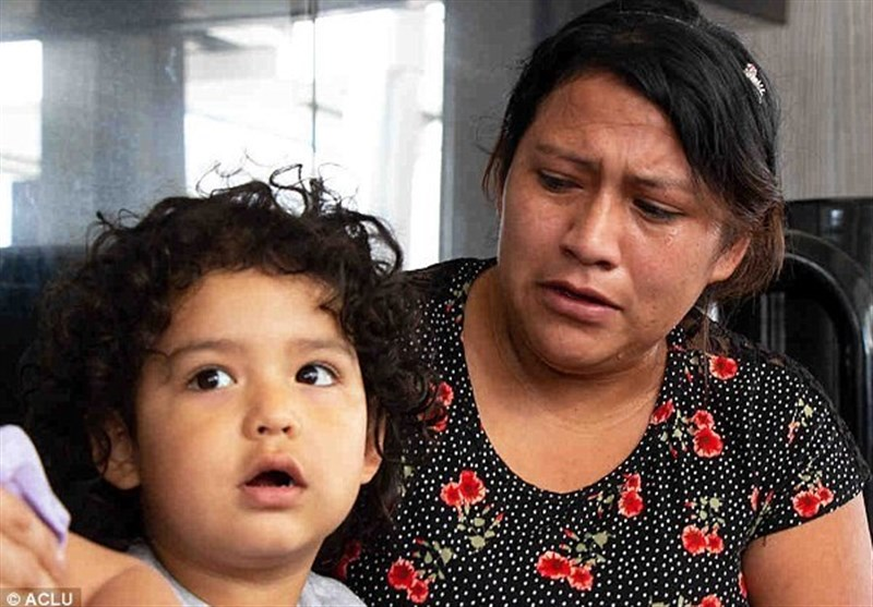 Boy Refuses Mother's Hugs after 4 Month of Ice Detention (+Video)