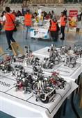 300 شاب وشابة سوریین یشارکون فی المسابقة الوطنیة لأولمبیاد الروبوت العالمی
