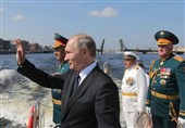 روسیه بزرگترین تمرین نظامی 40 سال اخیر خود را برگزار میکند