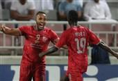 لیگ قهرمانان آسیا|شکست یک نیمهای پرسپولیس مقابل الدحیل