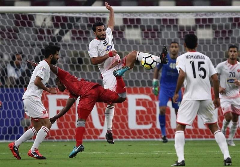 لیگ قهرمانان آسیا|بازی نزدیک پرسپولیس برابر الدحیل به روایت آمار