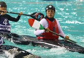 Iran's Women's Canoe Polo Wins Gold at Asian Games
