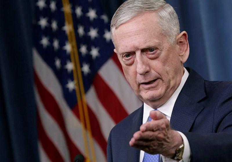 US Defense Chief Mattis Says Trump Is '100 Percent' with Him