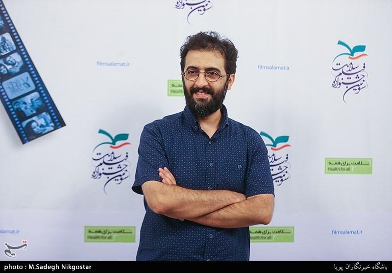 بهروز شعیبی در اختتامیه سومین جشنواره فیلم سلامت