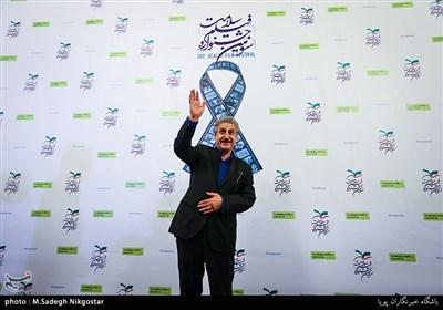 مسعود جعفری جوزانی در اختتامیه سومین جشنواره فیلم سلامت