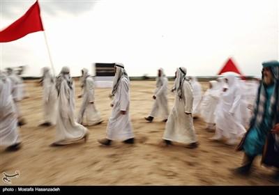 بازسازی واقعه غدیر خم - گرگان
