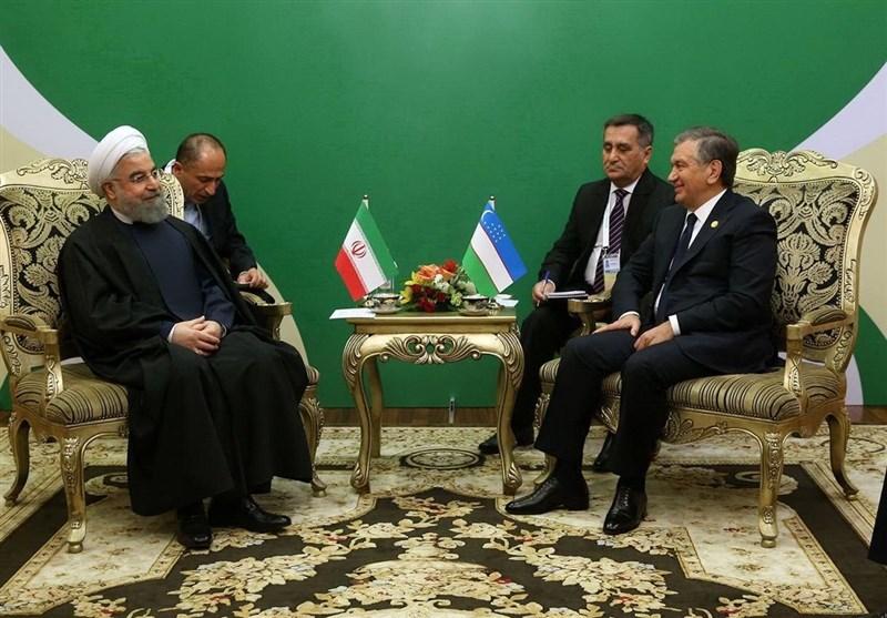 گزارش تسنیم| آیا روسای جمهور ایران و ازبکستان در بیشکک و دوشنبه دیدار خواهند کرد؟