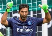 فوتبال جهان| بوفون مقابل لیورپول به میدان میرود