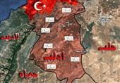 گزارش تسنیم|نگاهی به موقعیت ترکیه و روسیه در ادلب