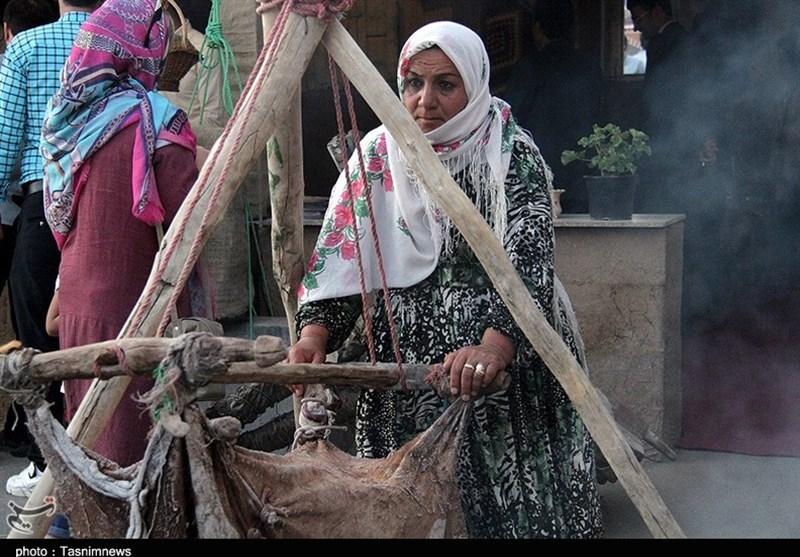 برگزاری دومین دوره جشنواره روستا در زنجان به روایت تصویر