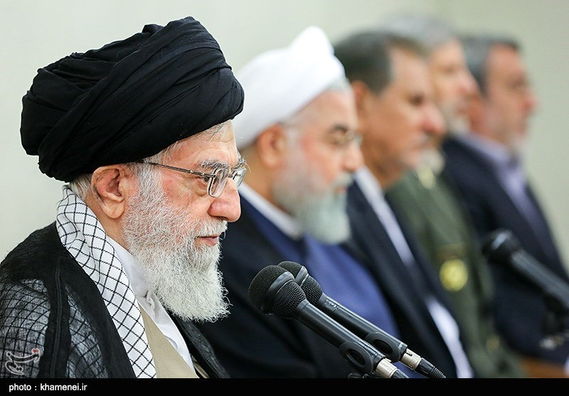 Leader Says Parliamentary Questioning of President Display of Iran's Power