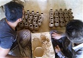 به نام هنرمندان صنایع دستی به کام دلالان زمین/رنج پایتخت جهانی سفال با گلایههای خاکی + تصاویر