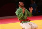 Iran's Ali Akbari Named Best Male Kurash Player of the Year