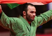 Elyas Aliakbari Wins Iran's 18th Gold at Asian Games