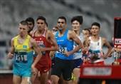 دوومیدانی قهرمانی آسیا| صعود نیادوست و مرادی به فینال 1500 متر/ میرزاطبیبی ناکام ماند