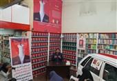 مراسم رونمایی از «نقابها» با حضور نویسنده کتاب برگزار شد + عکس