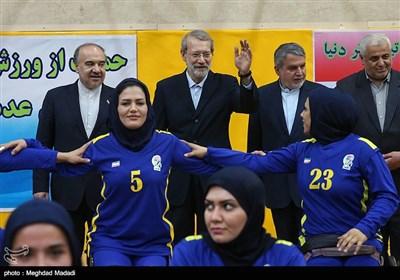 Iranian Athletes Gearing Up for 2018 Asian Para Games