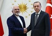 اردوغان: ترکیه به دنبال توقف تجارت دلاری با ایران و چین است
