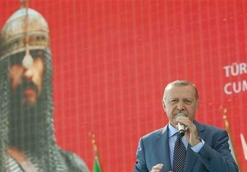 انتقاد اردوغان از موسسات اعتبار سنجی غربی: نمی توانید با دلار ما را سرنگون کنید