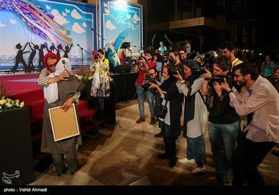 آئین اختتامیه هفدهمین جشنواره تئاتر عروسکی تهران مبارک