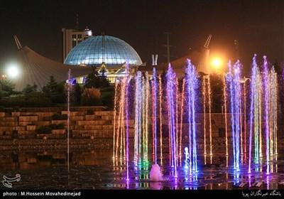 افتتاح آبنمای موزیکال و جشن مردمی عید سعید غدیر