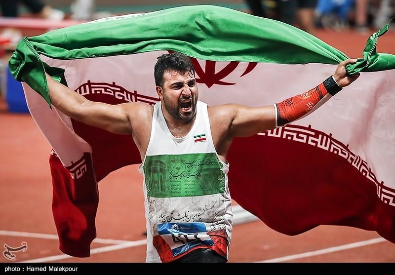 احسان حدادی سهمیه المپیک 2020 توکیو را کسب کرد