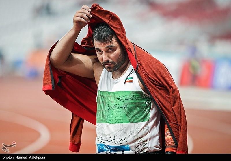 حضور ماموران آژانس جهانی مبارزه با دوپینگ در خانه احسان حدادی/ کنایه قهرمان آسیا به فدراسیون دوومیدانی