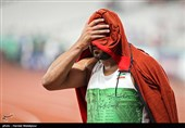 آسیبدیدگی شدید احسان حدادی در اردوی آمریکا/ مشکل دیسک نایب قهرمان المپیک جدی است؟