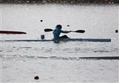 مسابقات انتخابی المپیک آبهای آرام| هدیه کاظمی در کایاک 200 متر پنجم شد