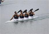 مسابقات آبهای آرام قهرمانی زیر 23 سال آسیا| یک مدال نقره دیگر برای قایقرانان کشورمان به دست آمد
