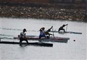 مسابقات آبهای آرام قهرمانی زیر 23 سال آسیا|کایاک دو نفره بانوان طلایی شد، کانوی مردان برنزی