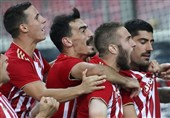 لیگ قهرمانان اروپا| فینالیست فصل گذشته پیروزی را با تساوی معاوضه کرد/ گالاتاسرای در خانه بروژ به تساوی رسید