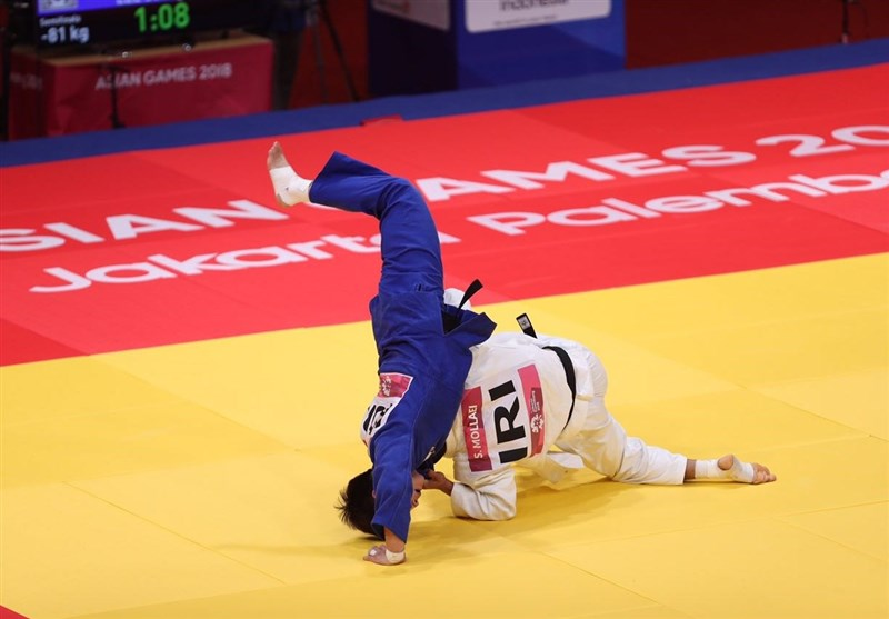 Iranian Duo to Participate at IJF World Championships