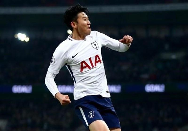 سون بالاتر از انصاریفرد و عزتاللهی، بهترین لژیونر هفته فوتبال آسیا شد