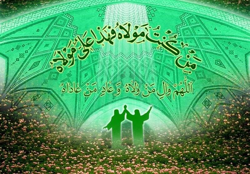 یزد غرق در شور و سرور؛ جشن عید سعید غدیر در نقاط مختلف یزد برپا شد
