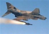 مسابقات تیراندازی هوا به زمین و بمباران تاکتیکی جنگندههای آجا برگزار شد
