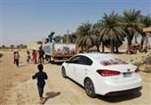 خوزستان| کاروان غدیر به مناطق محروم رامشیر اعزام شد