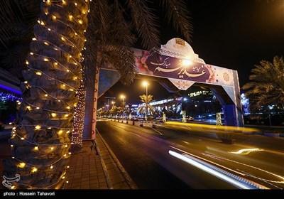 جشن شب عید غدیر در کیش