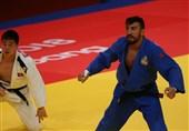 جودو گرنداسلم پاریس| حذف بریمانلو با شکست مقابل قهرمان المپیک