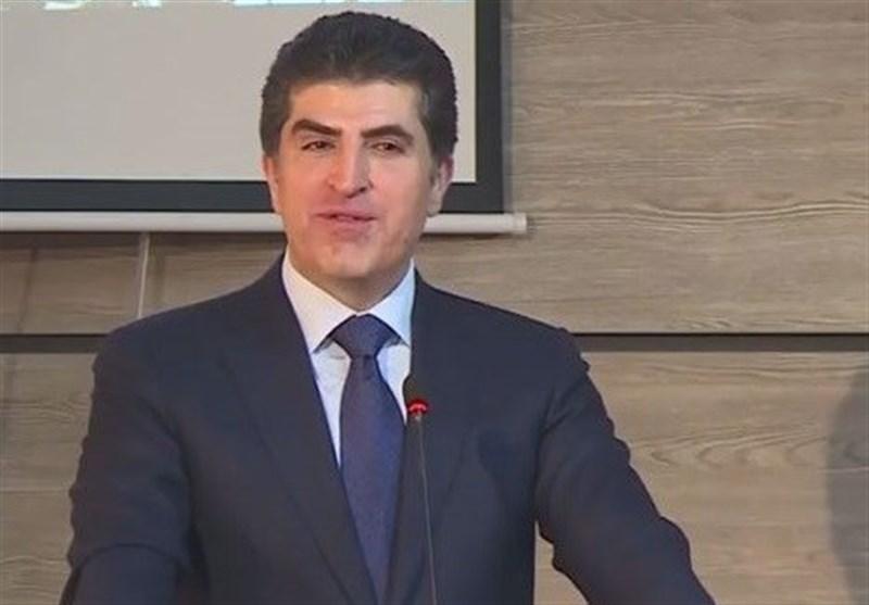 Neçirvan Barzani, Halbusi, Abdulmehdi Ve İbadi İle Görüştü