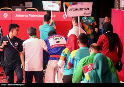 مسابقات کوراش - بازیهای آسیایی 2018